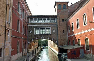 Venice tobacco factory - Manifattura Tabacchi