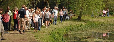 Siuth and Heart of Suffolk Walking Festival
