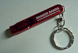 Shaker Heights High School Band whistle