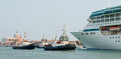 Splendour of the Seas in Venice