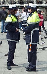 Venice local police