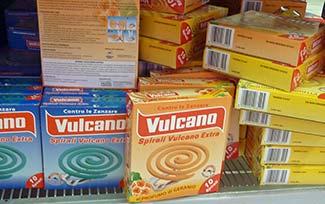 Vulcano mosquito coils