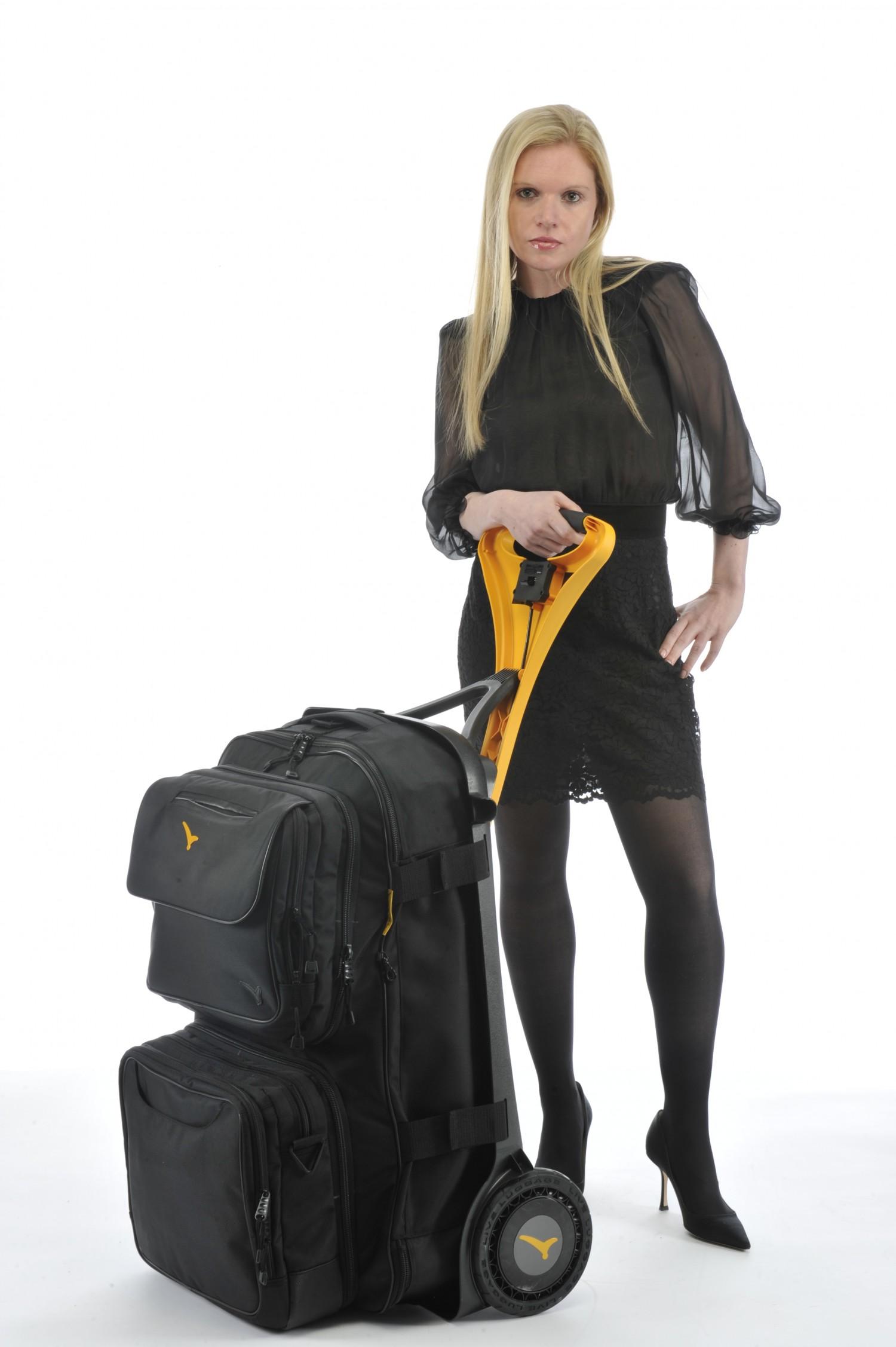 Live Luggage Hybrid AG Bag