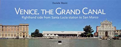 Book cover - VENICE: The Grand Canal