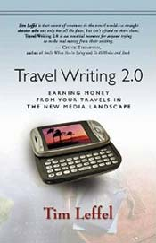 Travel Writing 2.0 book cover
