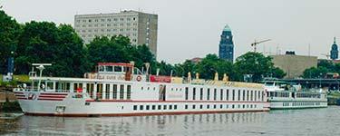 river ship Katharina von Bora