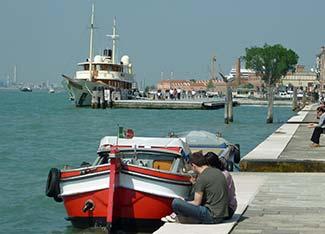 Vajoliroja in Venice