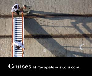 Europe for Cruisers house ad