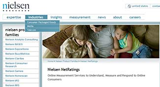 ComScore Media Metrix, Nielsen NetRatings, Hitwise - Travelwritten