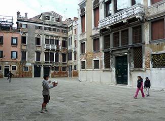Campiello Albrizzi - Venice Italy