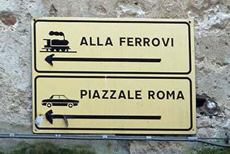 Alla Ferrovia e Piazzale Roma Venezia