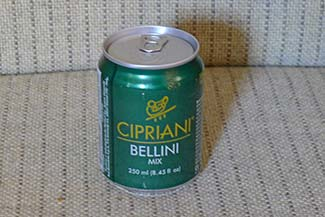 Cipriani Bellini Cocktail Mix