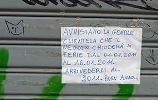 venezia aviso
