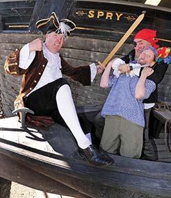 Blists Hill Victorian Town - Treasure Island Weekend