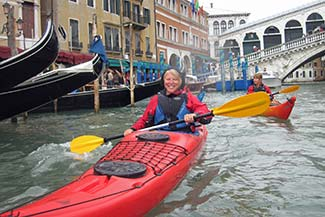 Venice Kayak on the Grand Canal5-vk