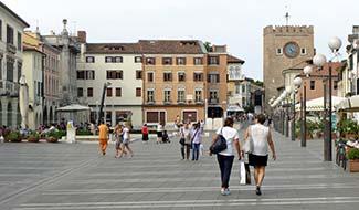 Piazza Ferretto Mestre
