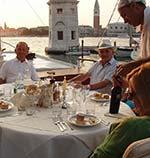 LA BELLA VITA - Dinner on Deck
