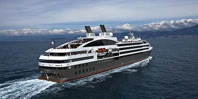 Compagnie Du Ponant Cruises The Adriatic From Venice Venice - Ponant cruises