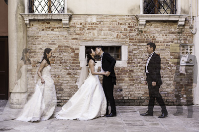 Lucca Fazzolari wedding photo 1