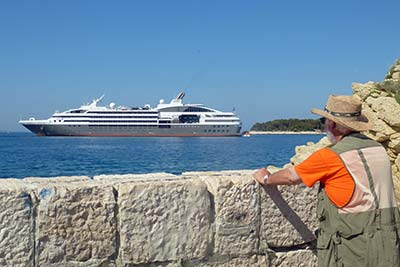 L'Austral in Rab, Croatia