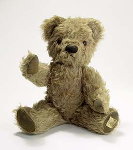 Teddy Bear from Victoria and Albert Museum