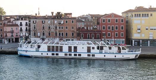 LA BELLA VITA in Venice, Italy