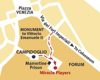Miracle Players map