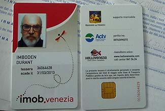 imob.venezia card