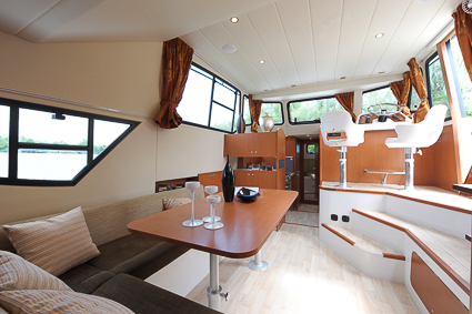 Le Boat Minuetto interior