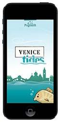 Venice tides iOS app