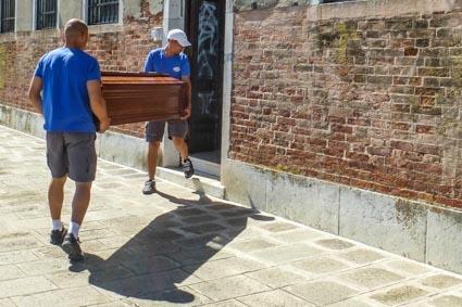 Venice mortuary