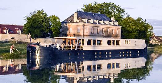 ADRIENNE hotel barge