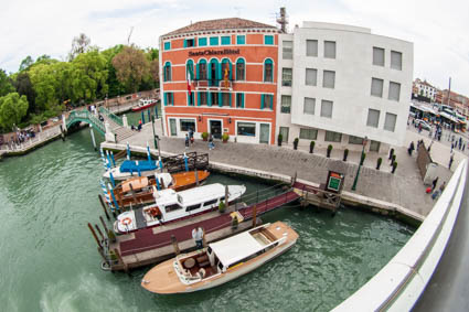 Santa Chiara Hotel, Venice