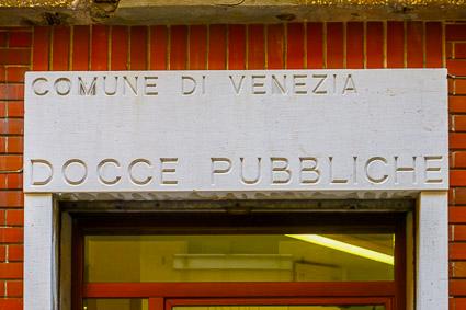 Comune di Venezia - Docce Pubbliche photo